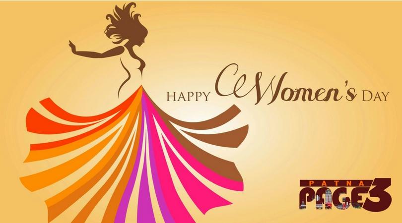 Womens Day Yellow Bg