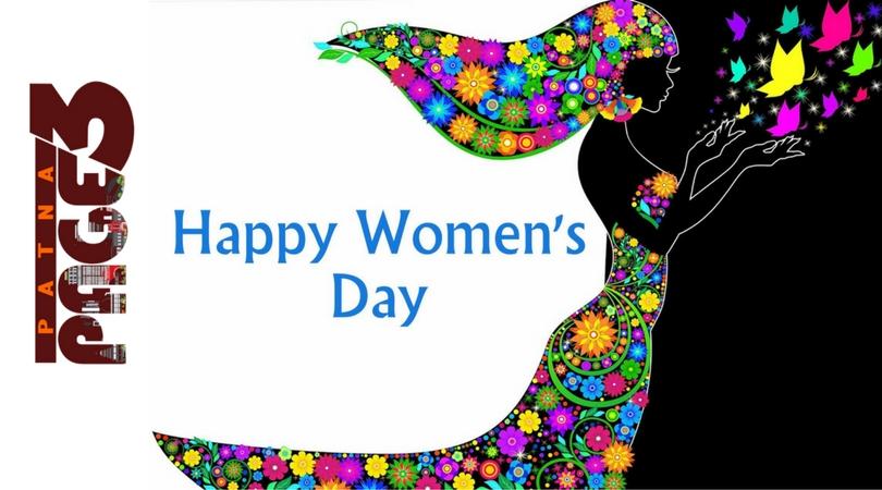 Patna Page 3 Womens Day