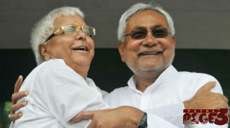 Lalu and Nitish