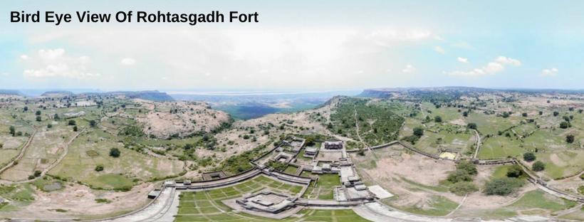 Rohtasgadh Fort