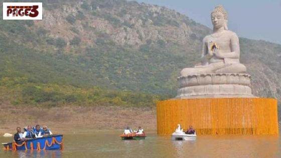 Buddha's Second Tallest Statue