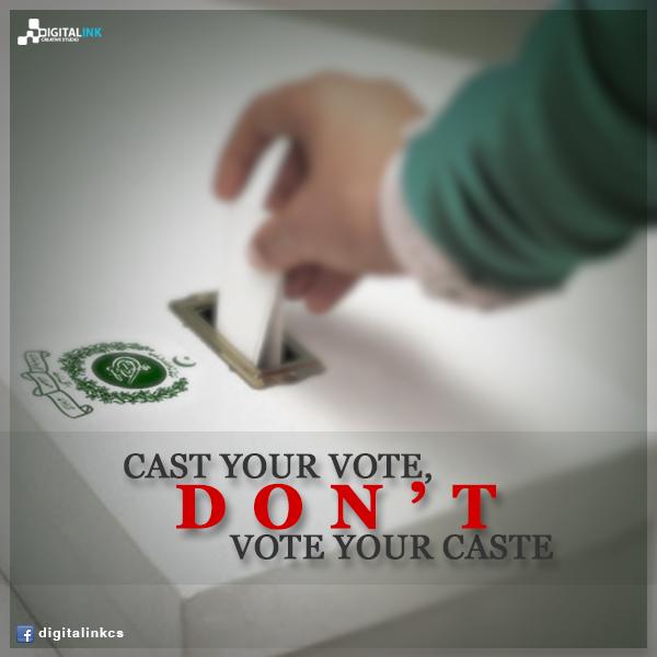 caste-vote