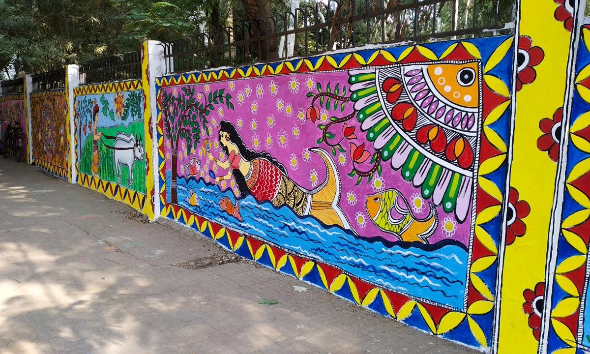 Mithila-paintings