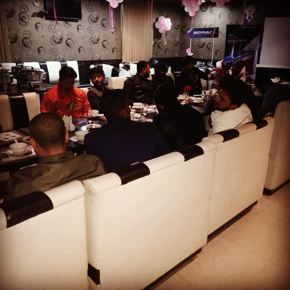 Saalt Restaurant and banquet