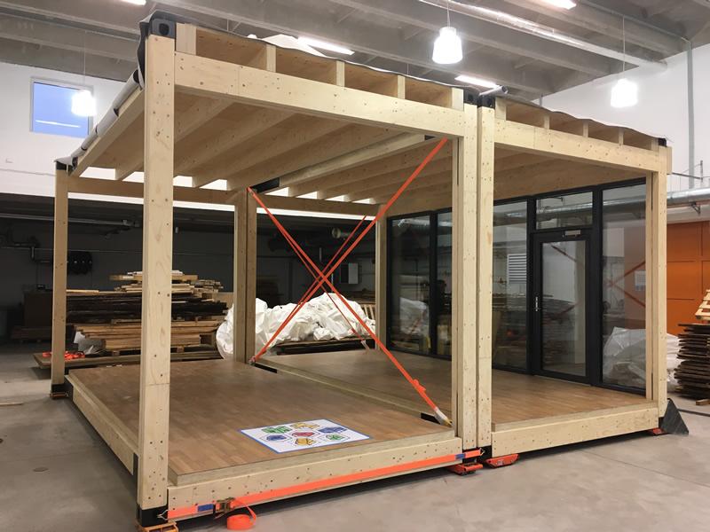 M6 prototype - 369 Pattern Buildings project