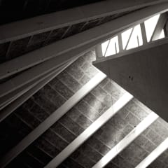 Ceiling of the Commonwealth Institute