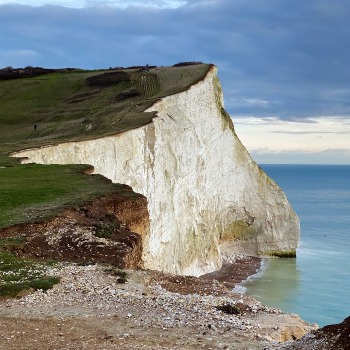 Seaford Head.