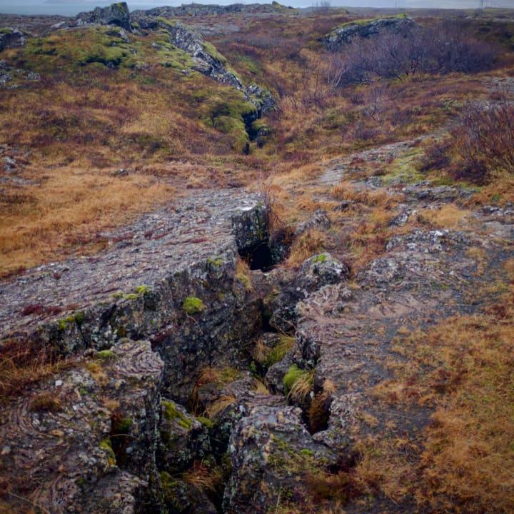 Þingvellir National Park.