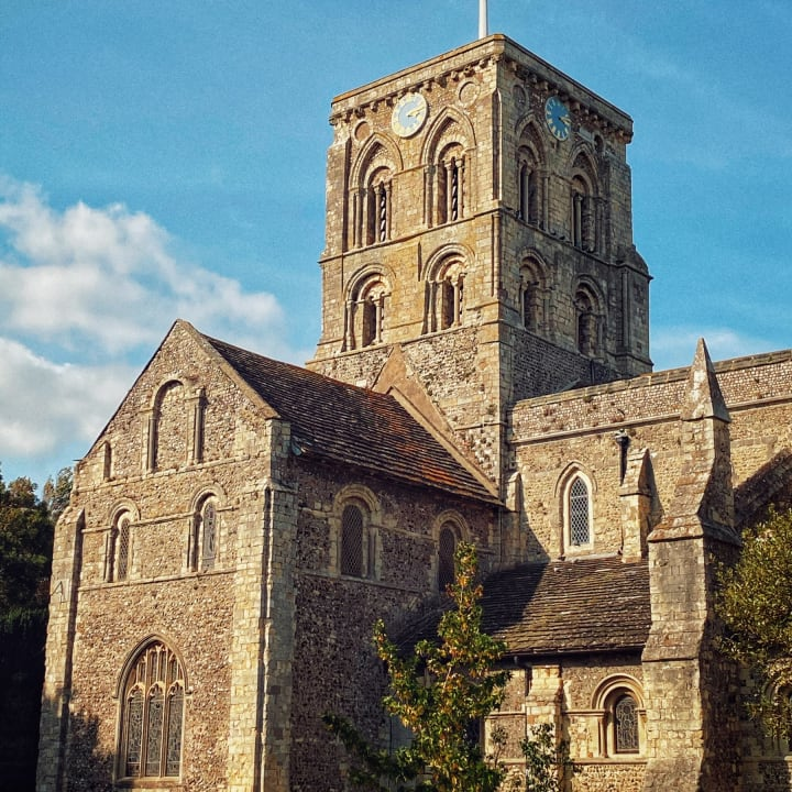 Parish Church of St Mary de Haura, Shoreham.