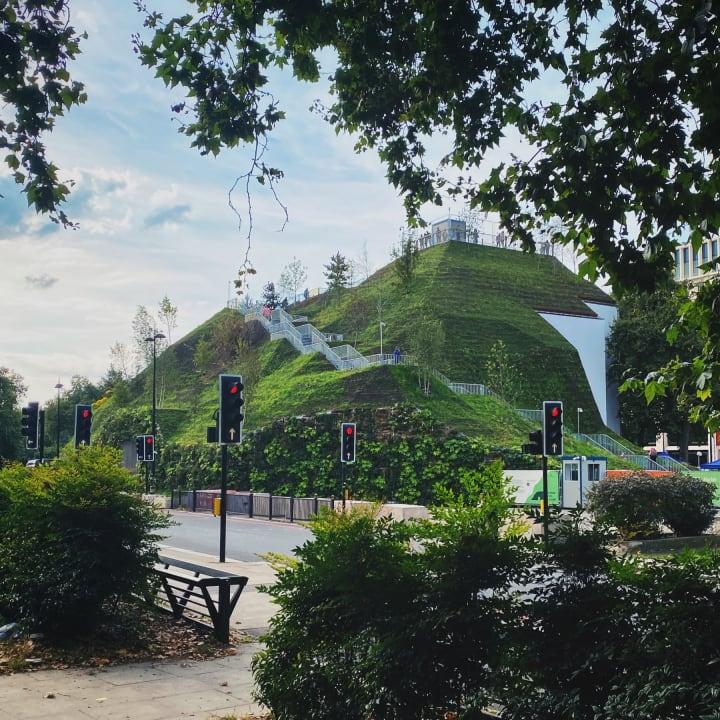Marble Arch Mound.