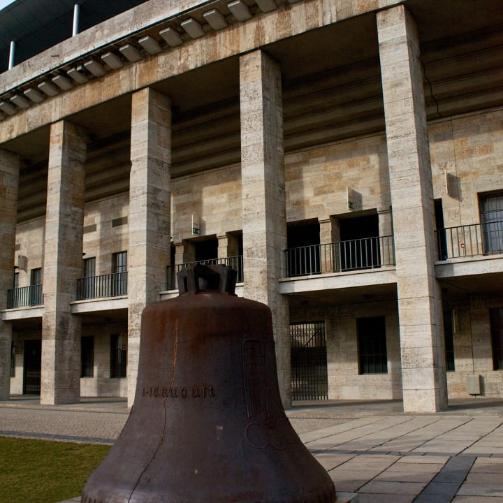 1936 Olympic Bell