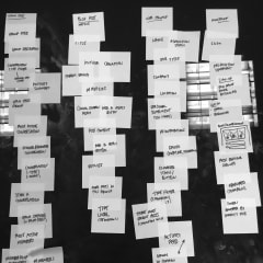 Page prioritisation exercise