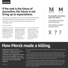 Type specimen for PT Sans