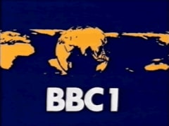 BBC ident from 1974