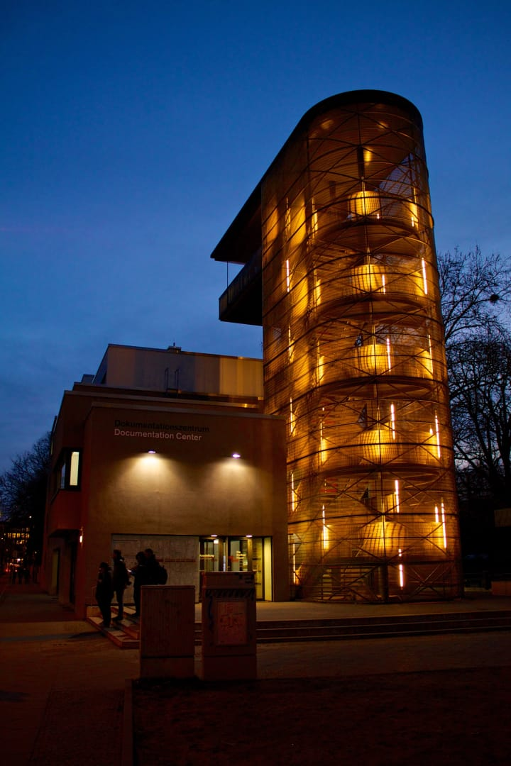 Berlin Wall Memorial and Documentation Center.