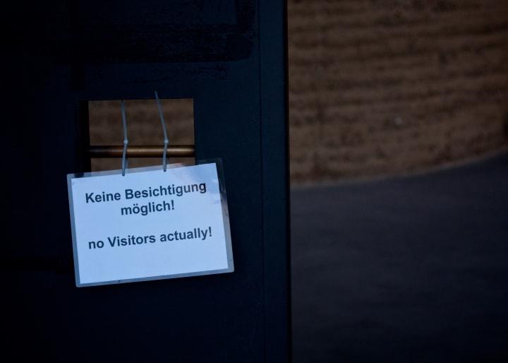 No visitors actually.