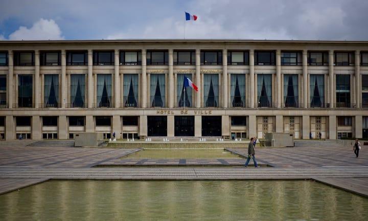 Hôtel de Ville du Havre.