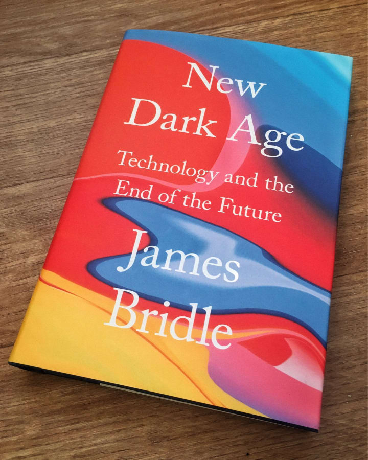 'New Dark Age' book.