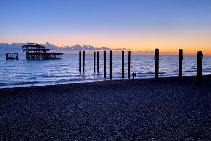 The West Pier.