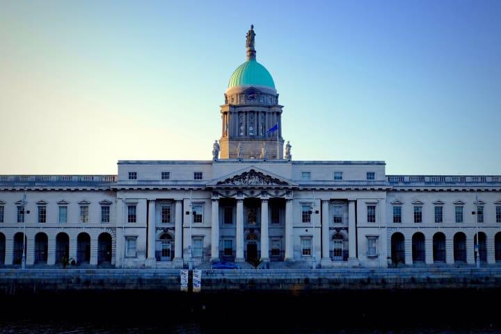 The Custom House, Dublin
