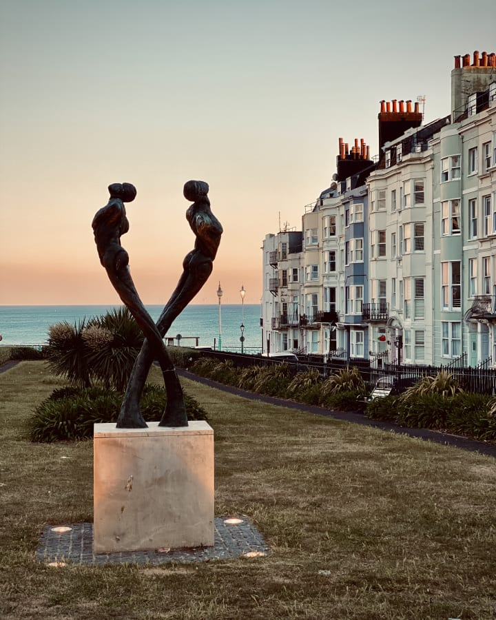TAY - The Brighton and Hove AIDS memorial.