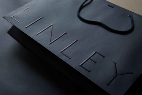 Linley Logo and Packaging