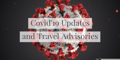 Advisories: Travel and visa restrictions related to COVID-19
