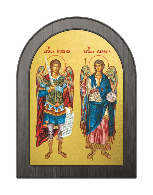 Икона Святые Архангелы Михаил и Гавриил