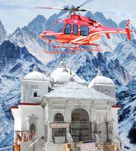 Badri – Kedar Yatra by Helicopter
