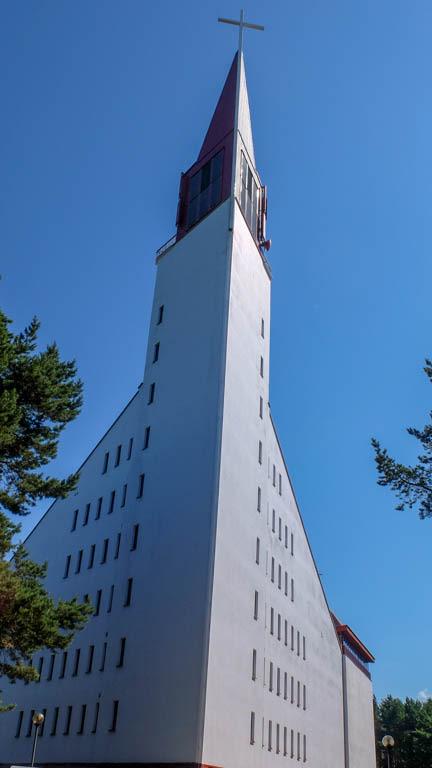 Костел в Швянтойя
