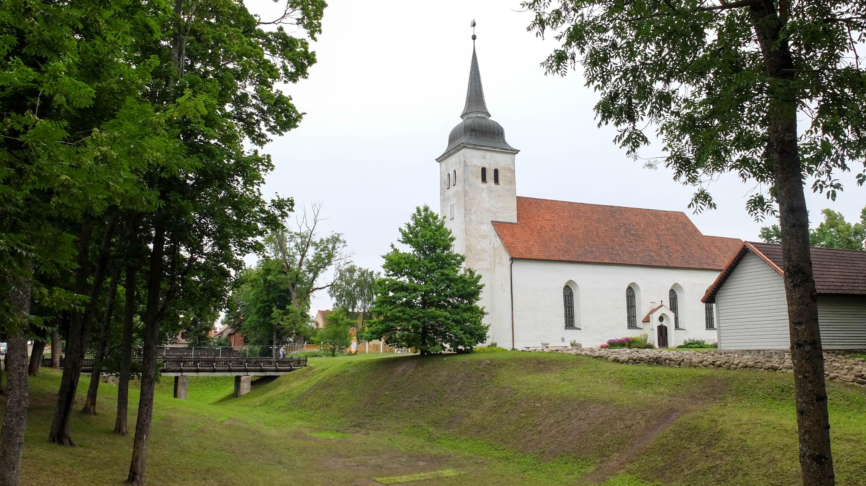 Viljandi Jaani kirik (Церковь Св. Иоанна в Вильянди)
