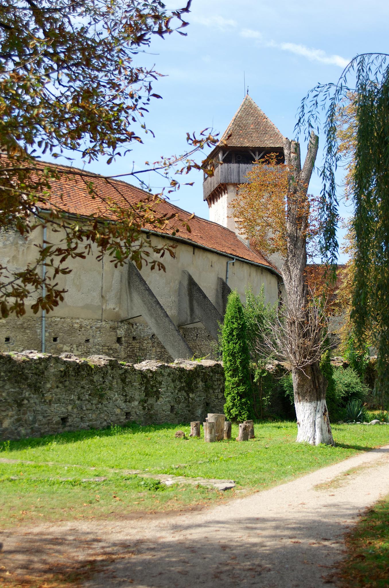 Замок Калник, Румыния