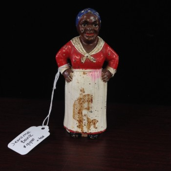 Aunt Jemima bank