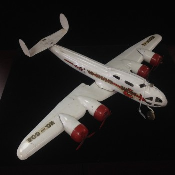 Buddy L airplane