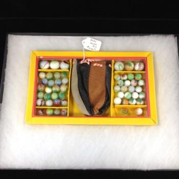 Akro Agates Box