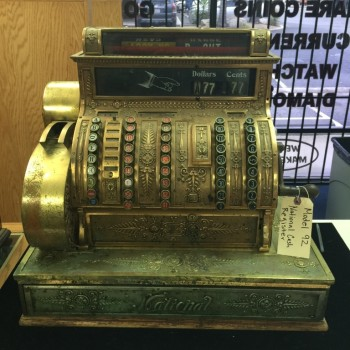 Model 92 National cash register