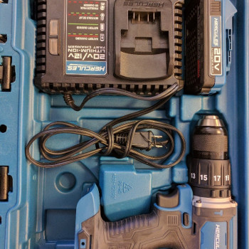 Hammer Drill, IMpact Wrench,