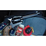 Ruger Single-Six Convertable / 0629, 6 shot .22 Magnum cylendar change out