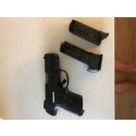 Ruger SR9 Compact, Extended Magazine