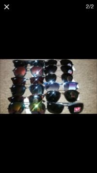 Raybans , Brand new nice raybans have many pairs very cheap and genuine text or call 9138502779 serious offers only