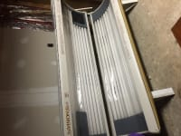 Tanning bed, Sunvision Pro by Wolff system tanning bed. Newer bulbs with facial bulbs. 20 min self timer.
