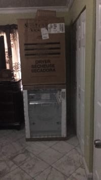 washer and dryer, Washer and Dryer Whirlpool