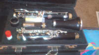 Vito Clarinet by Leblanc, Vito Clarinet by Leblanc Model E94933 IN Perfect Condition Padding isn't too old Missing Ligature Pieces fit perfectly Together