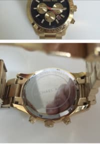 watch, michael kors