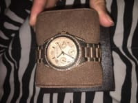 Watch, Michael Kors Watch , Rose gold women's