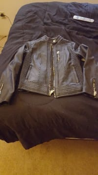 Michael Kors Leather jacket, Michael Kors Leather jacket. Size - Small. Gender- Female