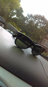 Ray-Ban RB2132, Ray Ban RB2132 New Wayfarers Made in Italy