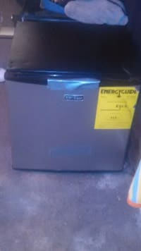Mini refrigerator , Emerson, cr180, 2010, Its brand new only used a couples times.  It's a energy guide.  Model is CR180. It's 1.8 cubic feet.