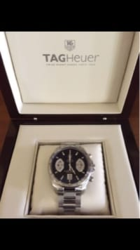 Tag Grand Carrera, Tag Heuer Grand Carrera Calibre 17, Box no papers. Pawn Loan Only!