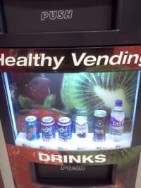 Vending machine, Selling my Vending Machine. The machine was in a high school for 5 years avg sale's were per week $750.
